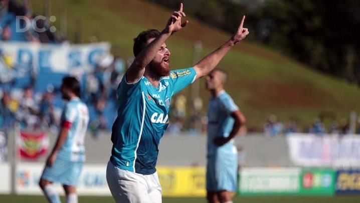 Londrina 0 x 1 Avaí, gol de Diego Jardel