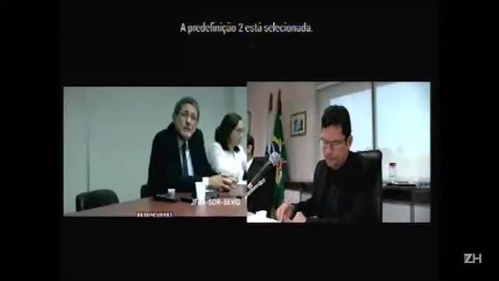 Defesa de Lula e Moro discutem em depoimento de ex-presidente da Petrobras