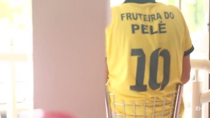 Conheça a Fruteira do Pelé