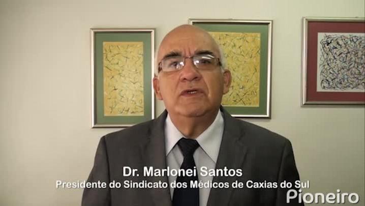 Sindicato dos Médicos e Cremers vão processar prefeito de Caxias por assédio e dano moral