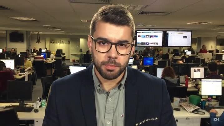 Diori Vasconcelos comenta a arbittragem de Grêmio x Atlético-PR