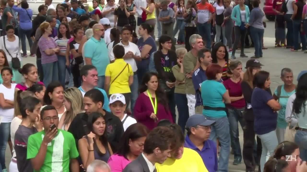Venezuela vai às urnas