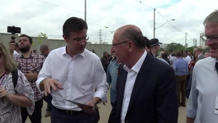 PSDB elege Alckmin presidente nacional do partido