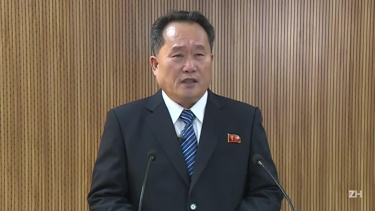 Canal de comunicação entre as Coreias é reaberto
