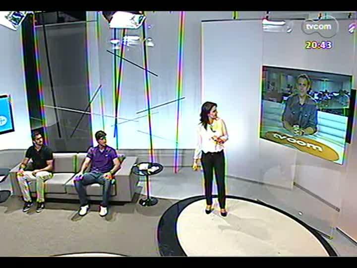TVCOM Tudo Mais - Muriel e Alisson, irmãos e goleiros do Internacional