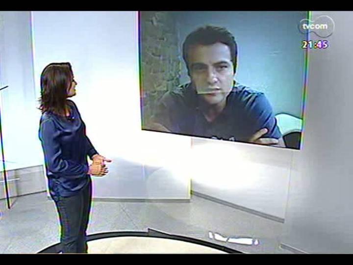 TVCOM Tudo Mais - Diretor Marcelo Galvão fala de seu filme Colegas