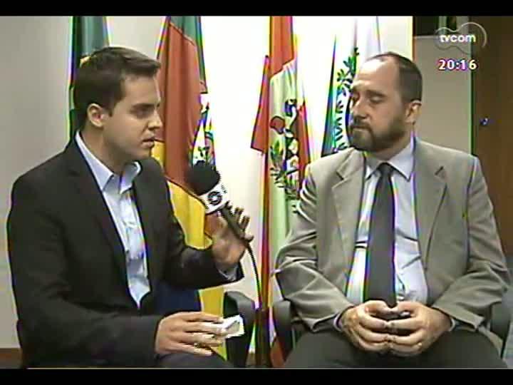 TVCOM 20 Horas - Reflexos da operação Porto Seguro - Bloco 2 - 08/03/2013