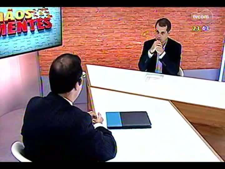 Mãos e Mentes - Professor e tradutor de TI Carlos Fernando Paleo Rocha - Bloco 2 - 11/03/2013