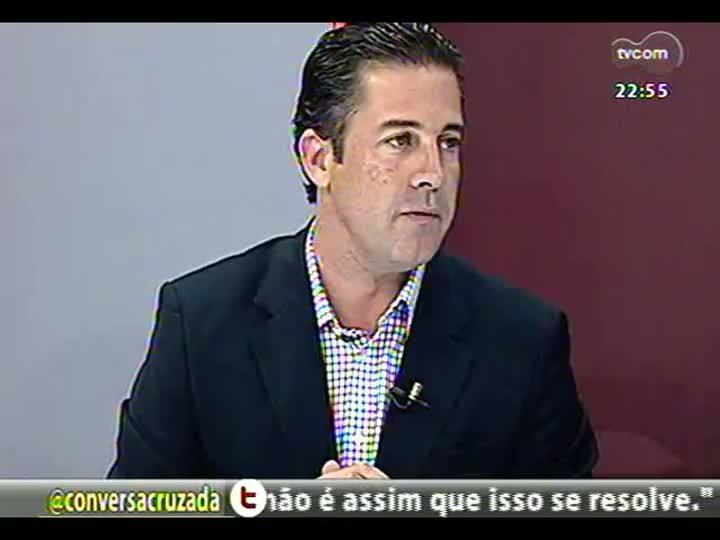 Conversas Cruzadas - Debate sobre os protestos contra as tarifas de ônibus de Porto Alegre - Bloco 3 - 28/03/2013