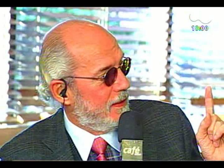 Café TVCOM - Divulgação dos salários de desembargadores nos veículos de comunicação - Bloco 1 - 18/05/2013