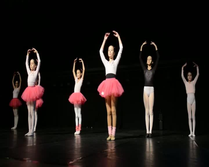 Ensaio para o 23º Festival de Dança Mery Rosa