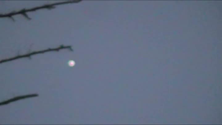 Trechos do acervo de vídeos do Italiano que afirma estar em contato com OVNIs desde 2003
