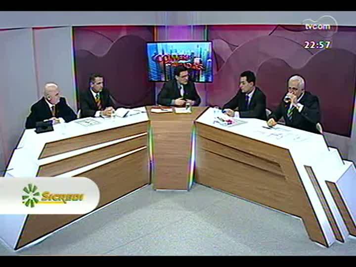 Conversas Cruzadas - Discussão sobre a reforma da Lei de Execução Penal e o fim do regime semiaberto - Bloco 3 - 04/07/2013