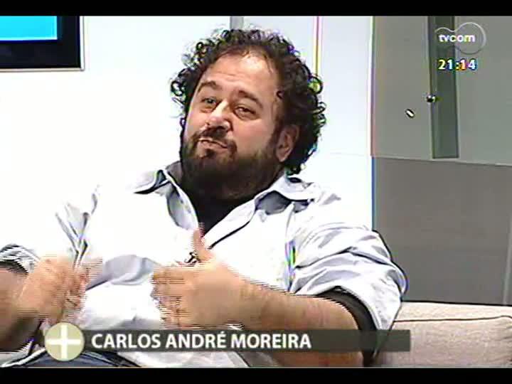 TVCOM Tudo Mais - Dicas de literatura com Carlos Andre Moreira