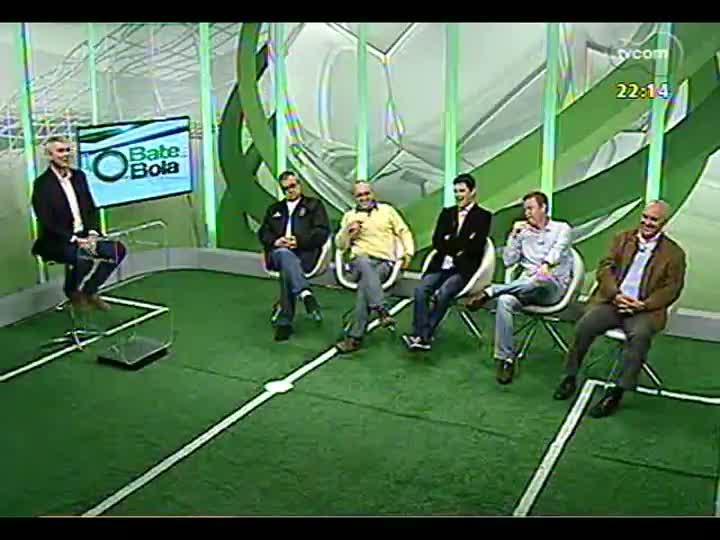 Bate Bola - Final da Libertadores e a dupla Gre-Nal, com participação especial de Valdir Espinosa - Bloco 3 - 28/07/2013