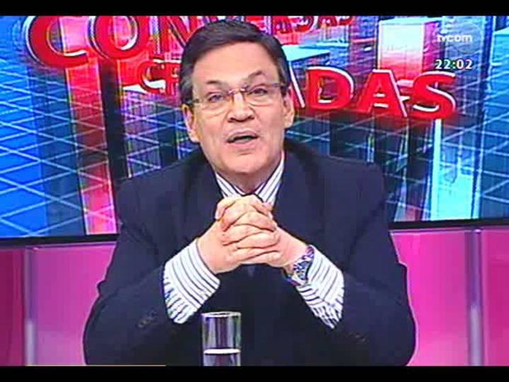 Conversas Cruzadas - Para onde vai a economia brasileira? - Bloco 1 - 02/08/2013