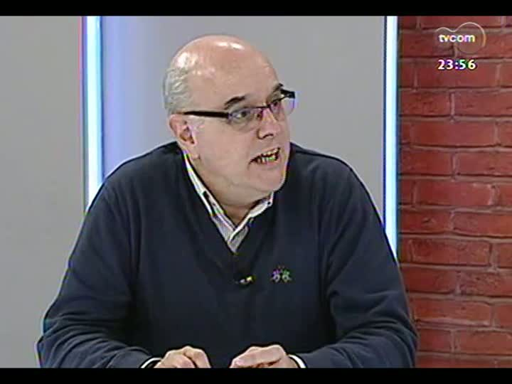 Mãos e Mentes - Neuropediatra Rudimar Riesgo - Bloco 3 - 09/08/2013