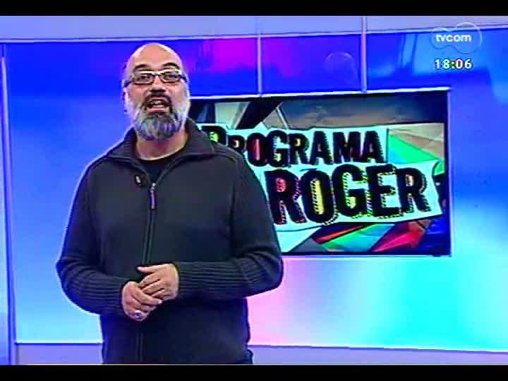 Programa do Roger - Especial: melhores momentos musicais - bloco 3 - 14/08/2013