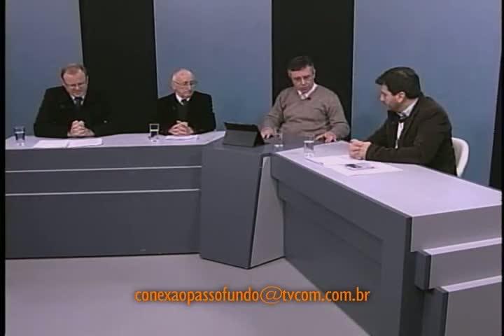 Conexão Passo Fundo pergunta: Feiras itinerantes devem ou não acontecer? - bloco 3