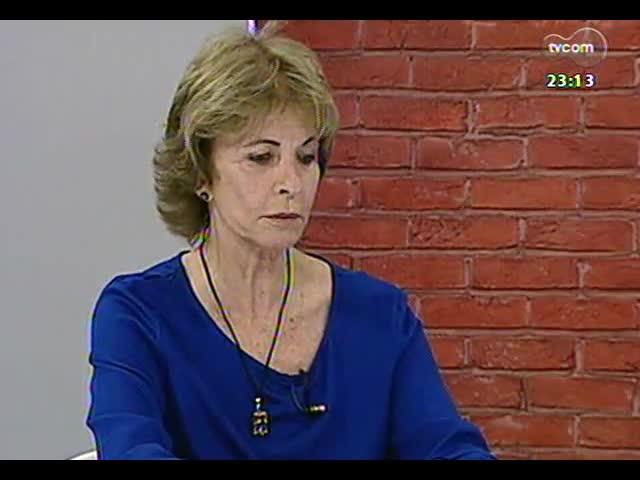 Mãos e Mentes - Economista e ex-governadora do Rio Grande do Sul Yeda Crusius - Bloco 2 - 29/09/2013