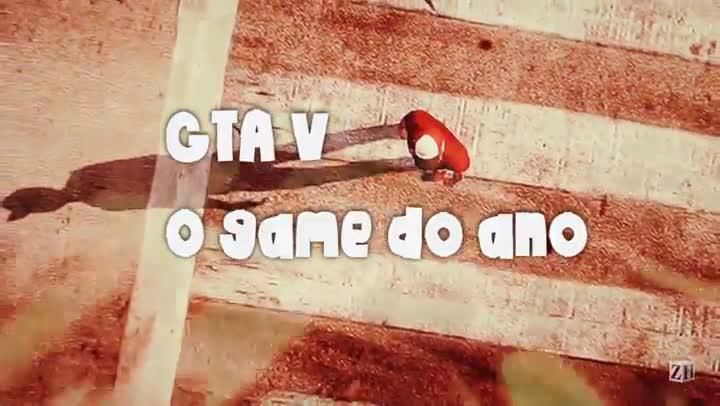 GTA V - o game do ano