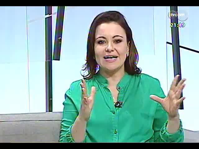 TVCOM Tudo Mais - Um bate-papo sobre a campanha do Hospital Ernesto Dornelles pelo silêncio