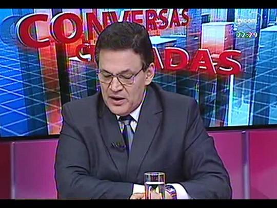 Conversas Cruzadas - Debate sobre o direito de greve nos serviços públicos - Bloco 2 - 31/01/2014