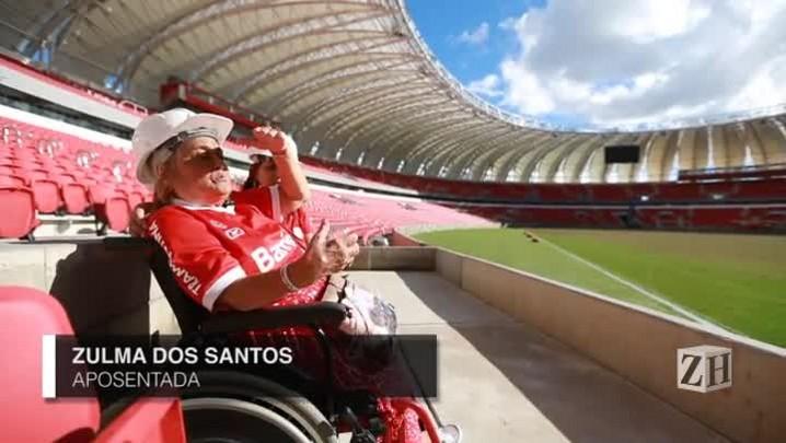 Cadeirantes do Beira-Rio