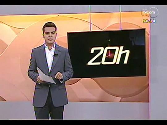 TVCOM 20 Horas - No Palácio Piratini, o governador Tarso Genro deu posse à novos secretários - Bloco 2 - 20/03/2014