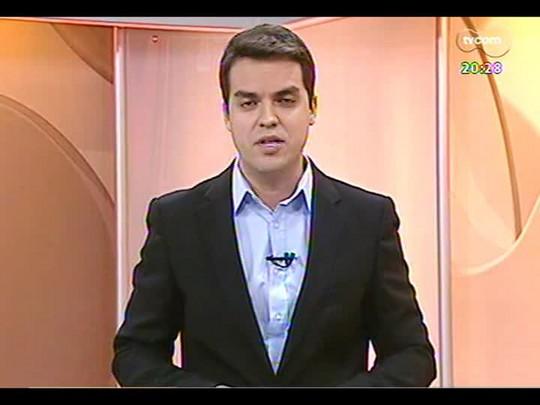 TVCOM 20 Horas - \'Abril Vermelho\': Integrantes do MST ocupam 9 áreas do estado - Bloco 3 - 29/04/2014