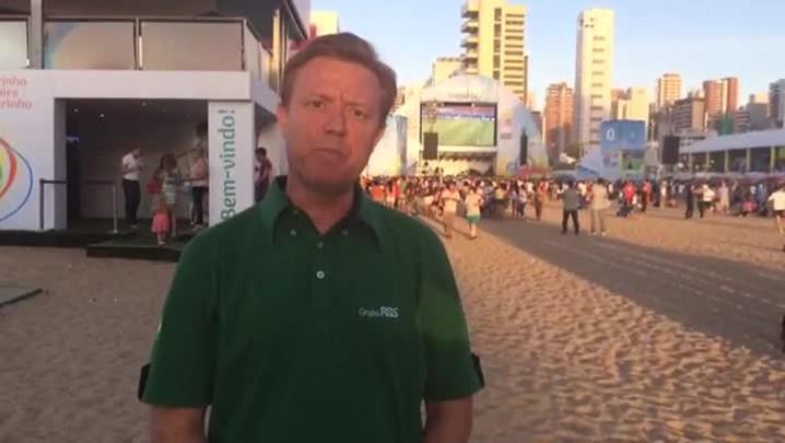 Fan festa de Fortaleza deve se manter como melhor média de público