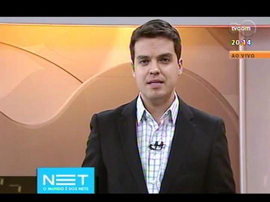 TVCOM 20 Horas - Presidente reeleito da Fiergs toma posse e revela preocupação com exportações para Argentina - Bloco 2 - 18/07/2014