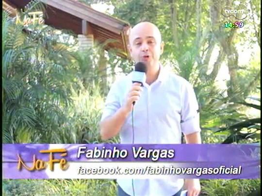 Na Fé - Clipes de música gospel e bate-papo com o baterista Ébano Santos - 20/07/2014 - bloco 1
