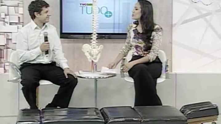 TVCOM Tudo+ - Quiropraxia - 08.09.14