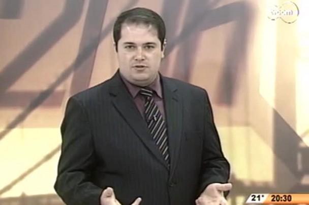 TVCOM 20 Horas - Jurerê luta pelo selo de qualidade Bandeira Azul - 2º Bloco - 09/09/14