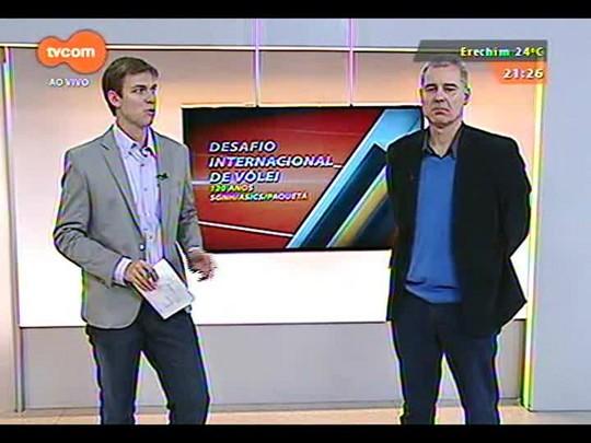 Desafio Internacional de Vôlei - Final: Sesi/SP X Maringá/PR – Parte 1 - 10/09/2014