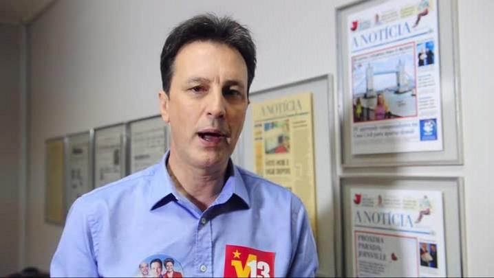 Eleições 2014 Claudio Vignatti Candidato a Governador