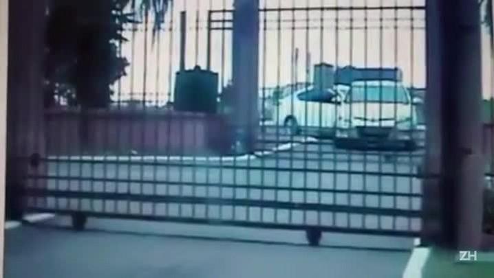 Câmeras registram tentativa de assalto com morte em Canoas