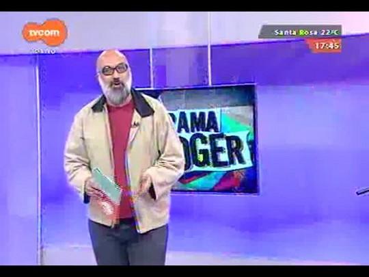 Programa do Roger - Deluce, músico - Bloco 1 - 04/11/2014