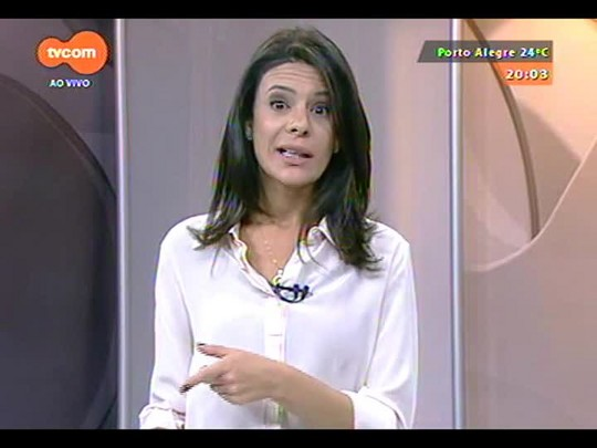 TVCOM 20 Horas - Governador Tarso Genro resolve não se posicionar sobre Plano de Seguridade Social - 12/12/2014