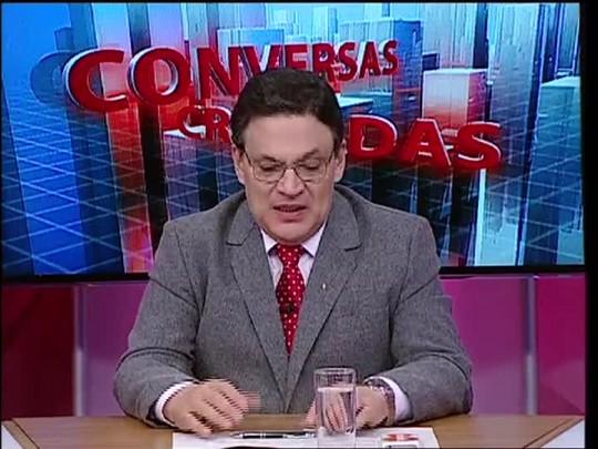 Conversas Cruzadas - Debate sobre a possível liberação do consumo de álcool nos estádios - Bloco 2 - 27/02/15