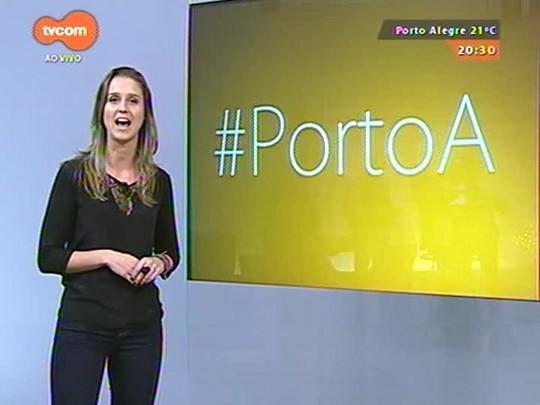 #PortoA - Lúcio Brancato entrevista Nasi, vocalista do Ira! - 29/03/2015