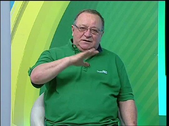 Bate Bola - A semifinal do Gauchão em debate com a participação de Valdir Espinosa - 12/04/2015 - Bloco 2