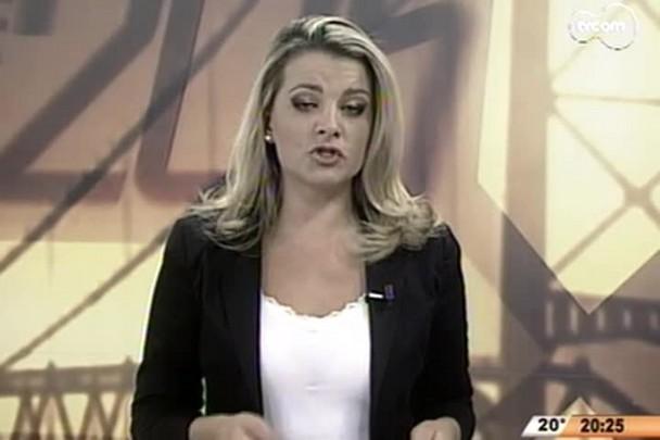 TVCOM 20 Horas - Justiça determina que Criciúma pague conta de luz de trecho da BR 101 - 08.05.15