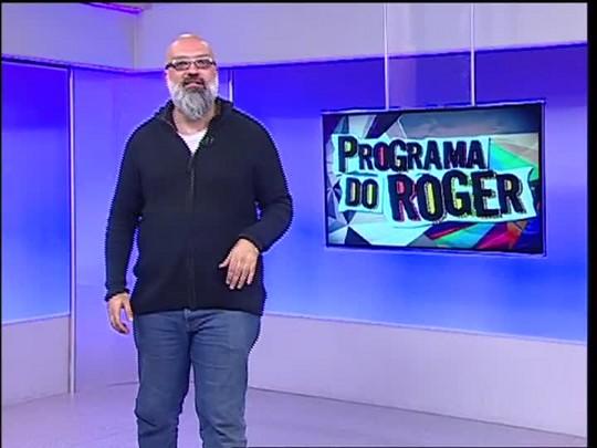 Programa do Roger - Exposição Britto Velho - 15/06/15