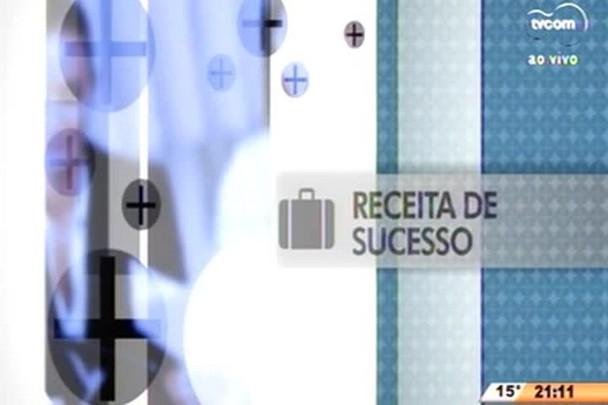 TVCOM Tudo+ - Korova cresce 100% nos primeiros três meses de 2015 - Receita de Sucesso - 23.06.15