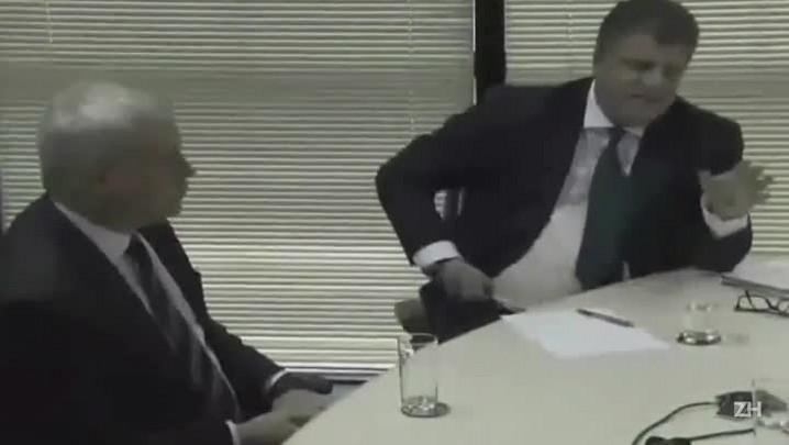 José Otávio explica visita à Petrobras com diretor da Fidens
