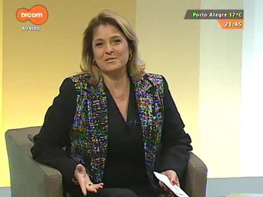 TVCOM Tudo Mais - Porto Alegre recebe primeiro encontro França/Brasil