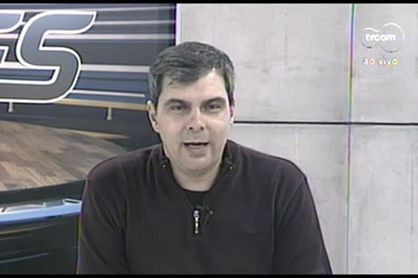 TVCOM Esportes - 3ºBloco - 15.07.15