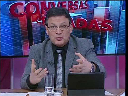 Conversas Cruzadas - Debate sobre os transtornos da chuva em todo o estado - Bloco 4 - 22/07/2015